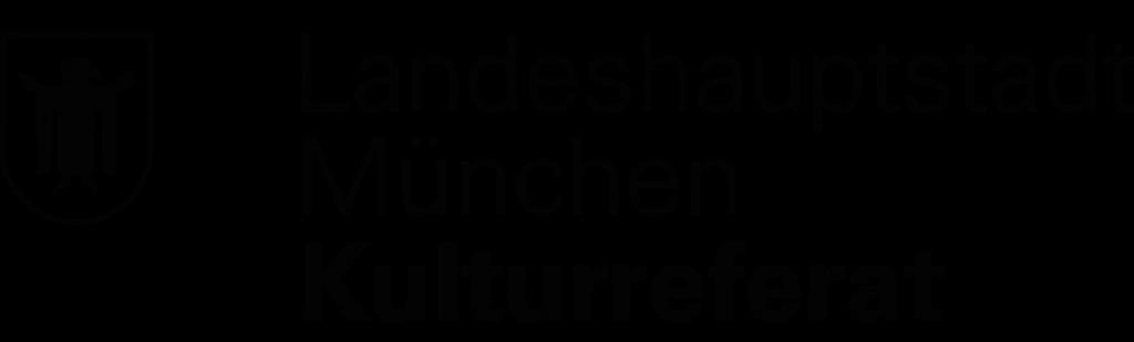 Bildergebnis für logo landeshauptstadt münchen kulturreferat