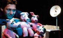Szenenfoto aus dem Stück »Josephine & Parzival«